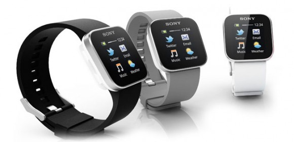 Sony SmartWatch voor Android