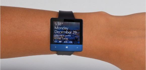 Microsoft Smartwatch (Windows Phone)  concepten