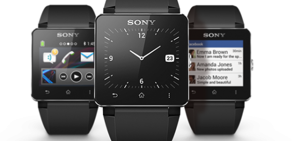 Snel te koop: De Sony Smartwatch 2