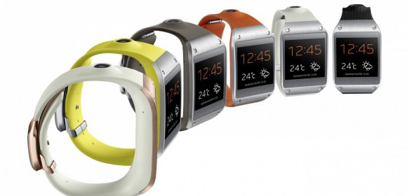 De Samsung Galaxy Gear