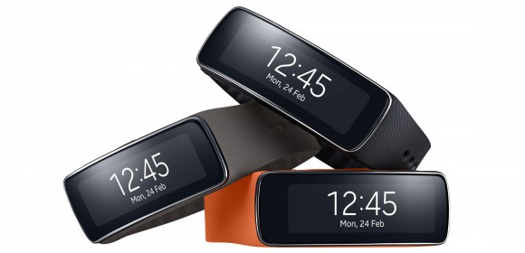 Samsung Galaxy Gear Fit te koop vanaf 11 april