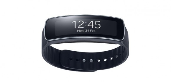 Dit is de Samsung Galaxy Gear Fit