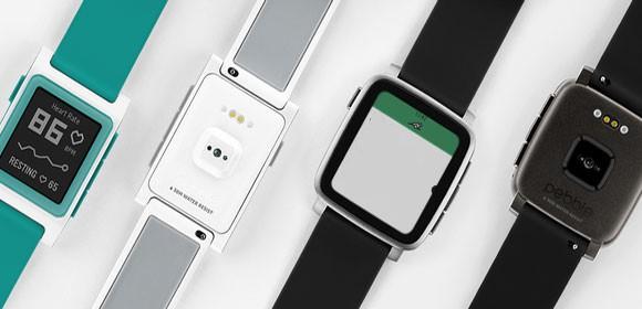 De twee nieuwe smartwatches van Pebble