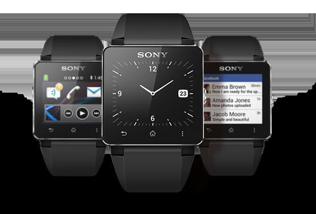 Zowel facebook als media beheer je makkelijk vanaf deze smartwatch
