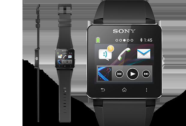 De Smartwatch 2 is iets groter en dikker als zijn voorganger