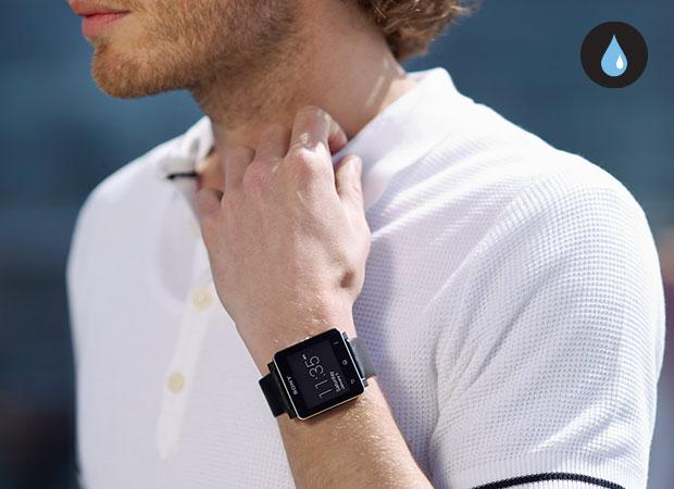 De Smartwatch aan de pols