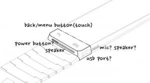 Interpetatie van het design van de Samsung Galaxy Gear