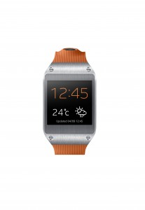Samsung Galaxy Gear Wild Orange