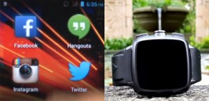 Omate Truesmart kickstart smartwatch