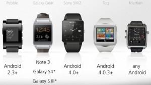 Android versie