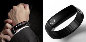 LG smartband touch