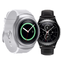 Samsung smartwatch Gear S2 met uniek bedieningssysteem