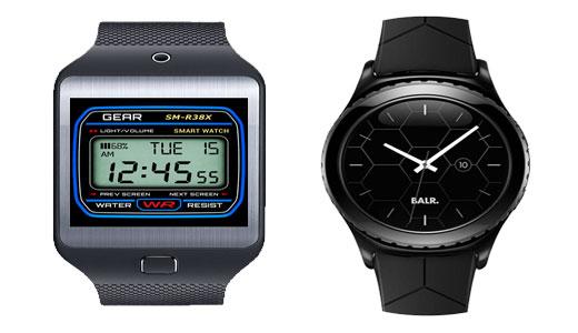 Klassieke en moderne uitstraling smartwatch