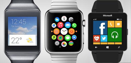 Besturingssystemen van smartwatches vergelijken